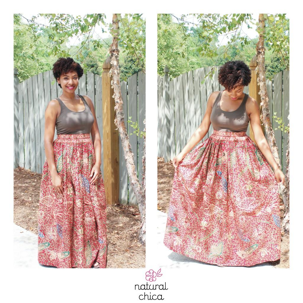 Chen Burkett Skirt Maeling